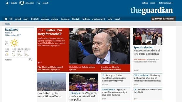 La prensa internacional ha dado amplia cobertura a lo sucedido en las elecciones de ayer