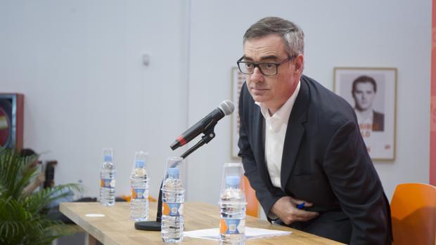 José Manuel Villegas, director de la campaña de Ciudadanos