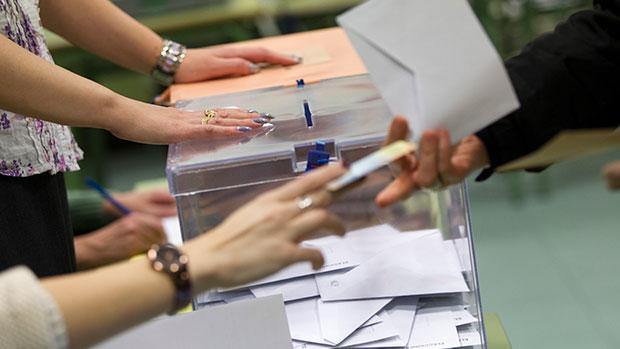 Resultados Elecciones Generales 2019 en Madrid capital