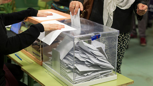 Resultados Elecciones Generales 2019 en Toledo capital