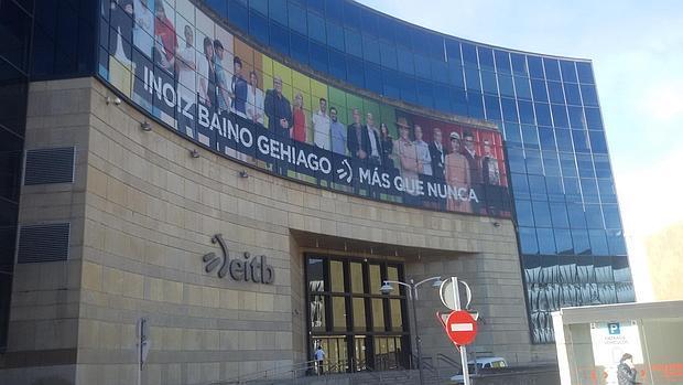 Edificio que alberga la sede de EiTB en Bilbao