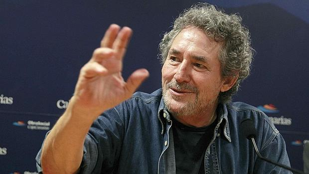 El cantante Miguel Ríos