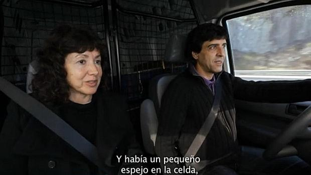 Captura del documental «Ventanas al interior» emitido por ETB