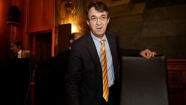El presidente de la Diputación de León, Juan Martínez Majo
