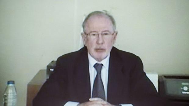 Declaración del exvicepresidente del Gobierno Rodrigo Rato