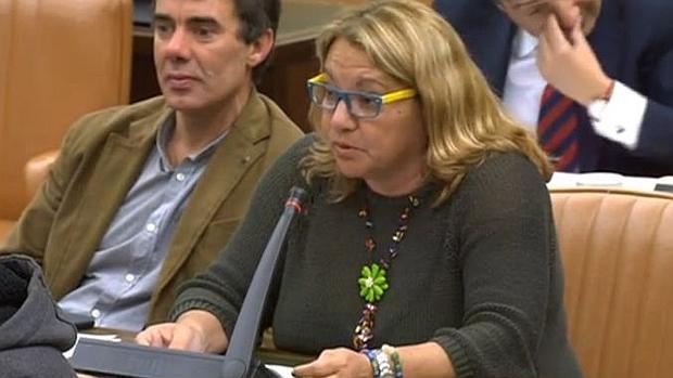 Meri Pita (Podemos), impulsora de la PNL