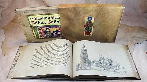 «El Camino Francés en el Códice Calixtino», presentado por Cándido Pazos y Francisco Singul esta primavera