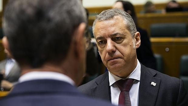 Iñigo Urkullu, en una imagen de archivo