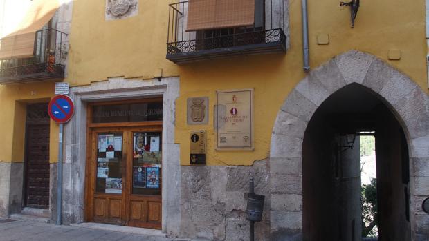 Oficina de Turismo en Cuenca