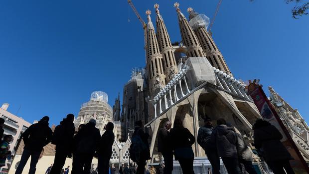 La Sagrada Familia tiene que estar acabada en 2026