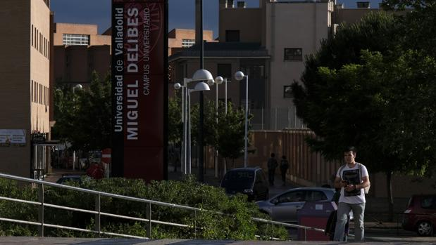 Campus de la Universidad de Valladolid