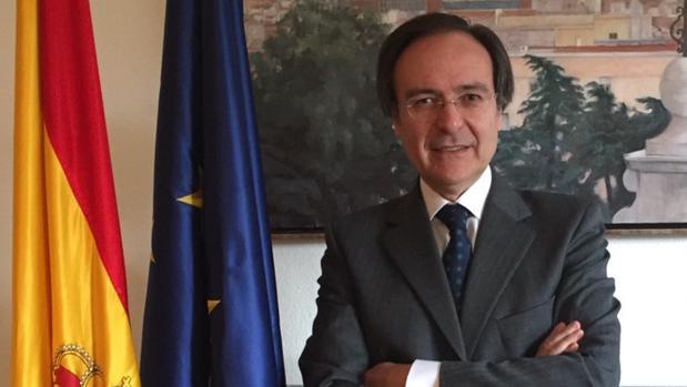 Bernardo de Sicart, actual embajador de España en Suiza