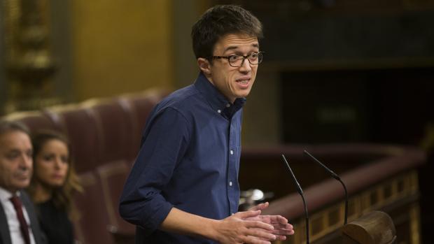 Íñigo Ererjón, secretario político de Podemos