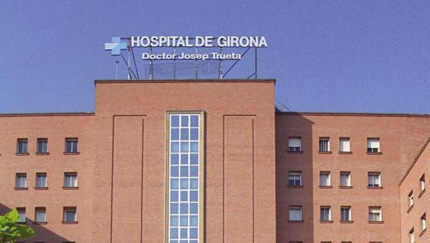 Fachada del Hospital Josep Trueta