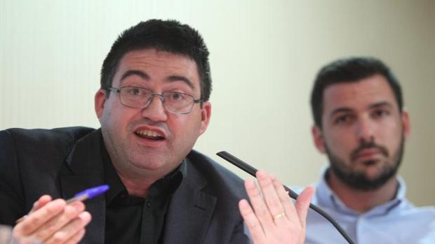 El concejal de Economía y Hacienda del Ayuntamiento de Madrid, Carlos Sánchez Mato