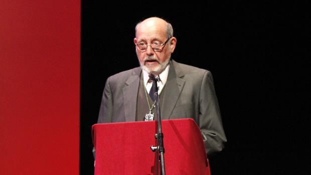 Ventura Leblic, presidente de la asociación cultural «Montes de Toledo»
