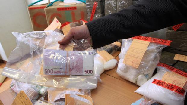 Droga y dinero en efectivo incautado en Marsella en un crucero que pasó por Canarias