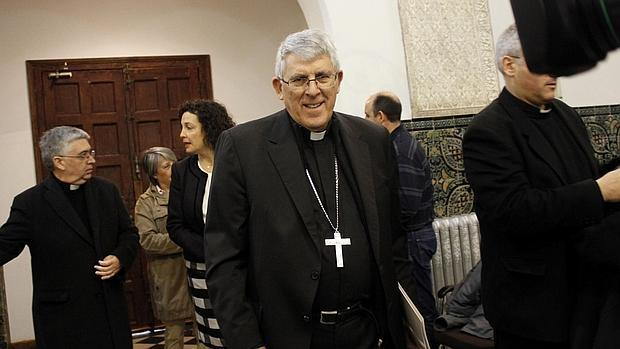 Braulio Rodríguez, arzobispo de Toledo