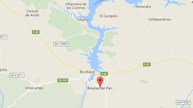 Muelas del Pan (Zamora)