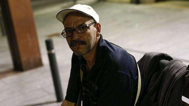 Brahim Aallaa, padre de Youssef, Said and Mohamed Aallaa, miembros de la célula que atentó en Cataluña