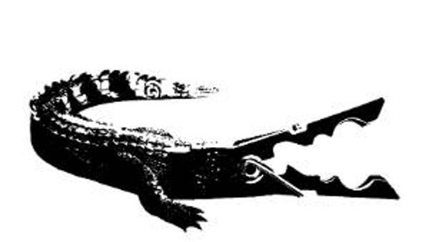 Una de las ilustraciones de «Objetos imposibles»