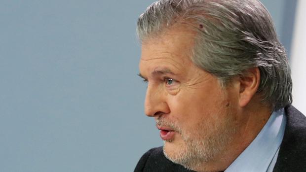 Íñigo Méndez de Vigo, ministro de Cultura