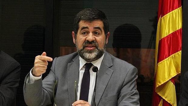 Jordi Sánchez, líder de la ANC