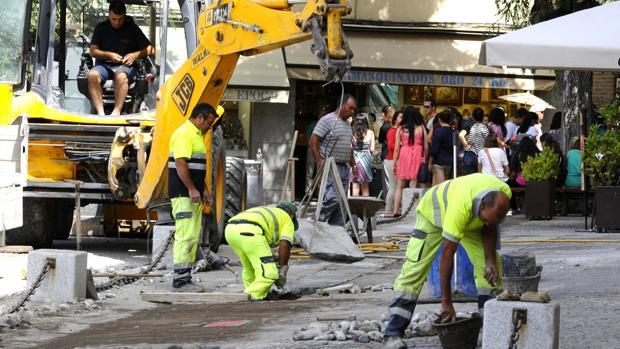 La construcción aumentó el paro en Castilla-La Mancha en 206 personas
