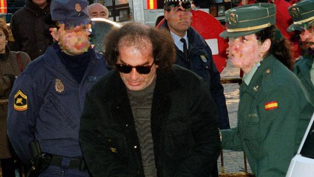 Emilio Muñoz, tras ser condenado por el asesinato de Anabel Segura