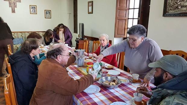 Convivencia en el Convento de San Francisco de Betanzos