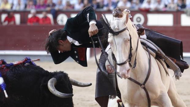 Diego Ventura es la gran figura del rejonom actual