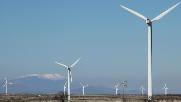 Aragón es una potencia nacional en producción de energía eólica