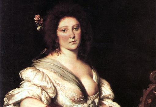 Retrato de Barbara Strozzi