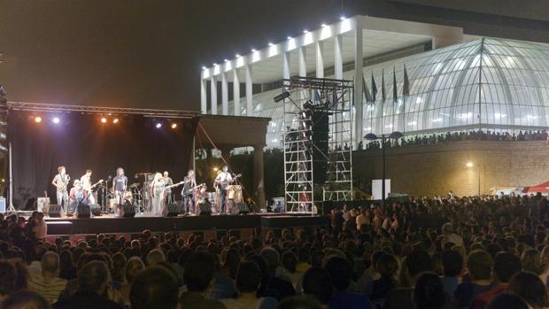 Imatge d'arxiu del Festival de Jazz del Palau de la Música de Valéncia