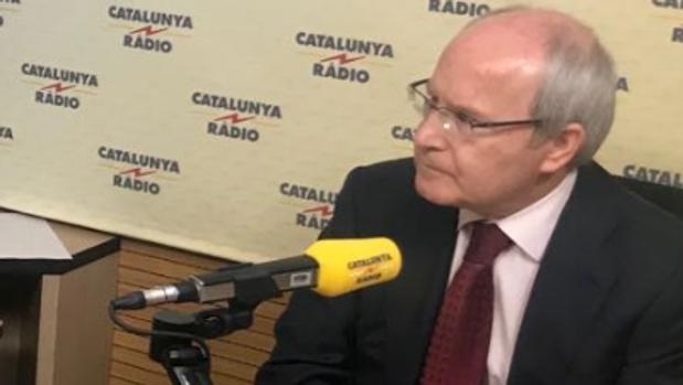 El expresidente catalán José Montilla