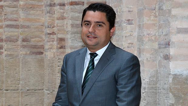 El nuevo rector de la UCV, José Manuel Pagán