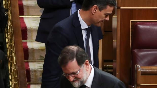 El relevo en la Presidencia del Gobierno remueve cientos y cientos de cargos de designación política