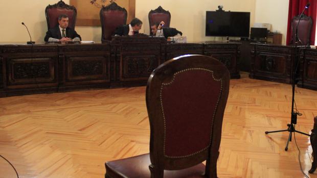 El juicio tendrá lugar en esta sala, que corresponde a la Sección Primera de la Audiencia de Toledo