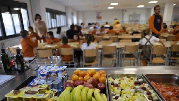Los comedores escolares de Toledo acogerán a 1.208 niños este verano