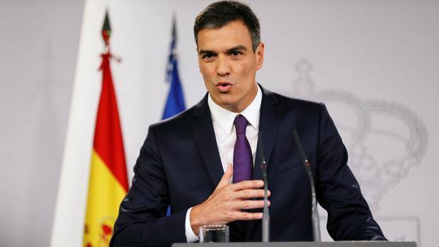 Las frases clave de Pedro Sánchez
