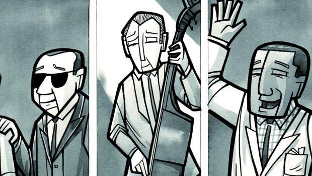 Una ilustración de Cristina Durán integrada en su libro «Cuando no sabes qué decir»