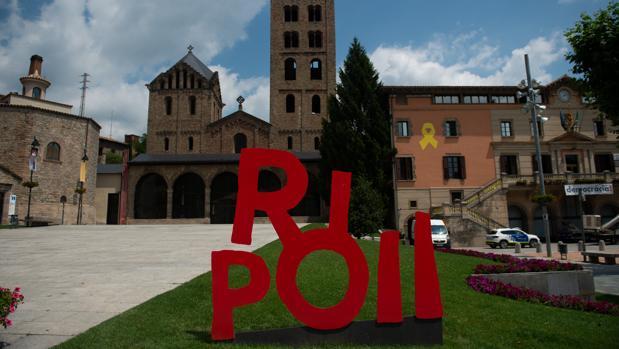 El tranquilo pueblo de Ripoll trata de recuperar la normalidad