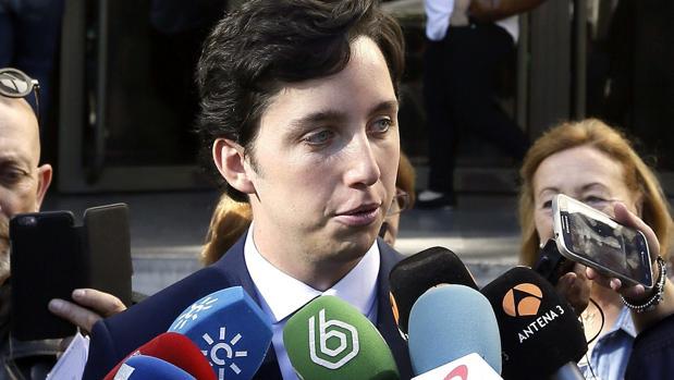 Francisco Gómez Iglesias, más conocido como el «pequeño Nicolás»