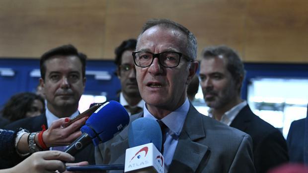 El ministro de Cultura, José Guirao