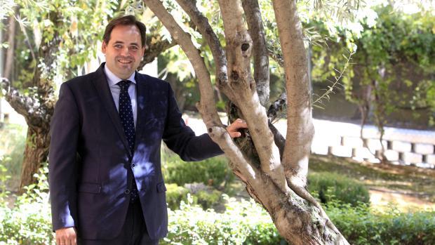 El presidente del PP de Castilla-La Mancha, Francisco Núñez