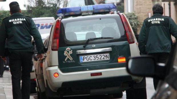 Agentes de la Guardia Civil de Ciudad Real