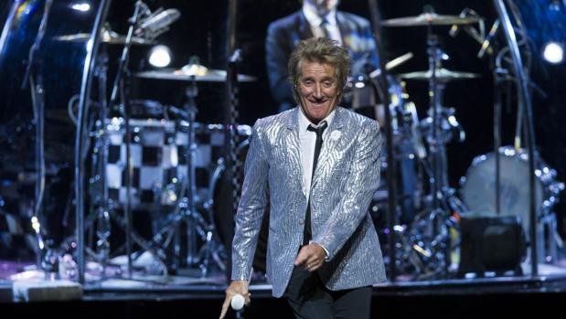 El cantante británico Rod Stewart, en una imagen de archivo