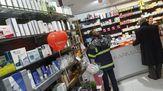 Oficina de farmacia en Valladolid