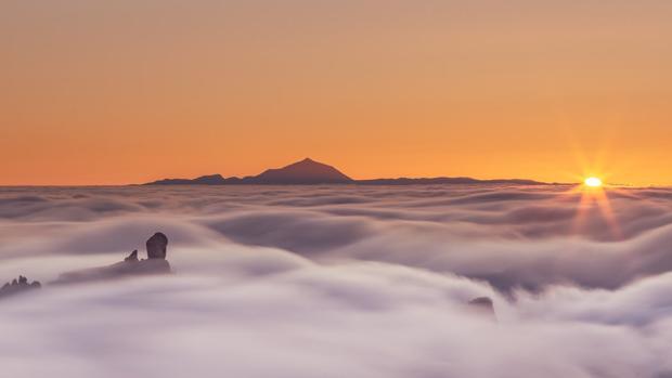 Imagen en este otoño en Canarias