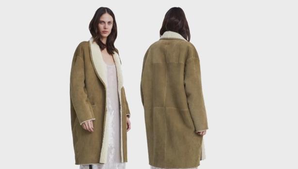buscar original Amazonas 100% autenticado Un abrigo de Zara de 499 euros, agotado a las pocas horas de ...